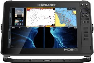 HDS-12 Live - 12-inch Fish Finder